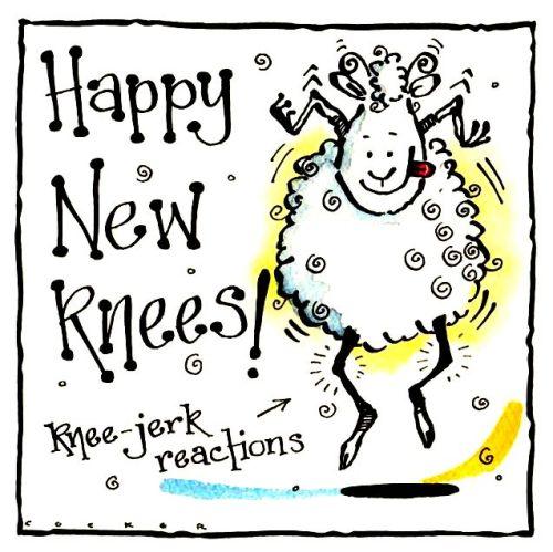Happy New Knees