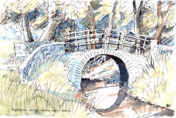 Packhorse Bridge