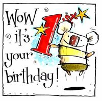 0 1st Birthday