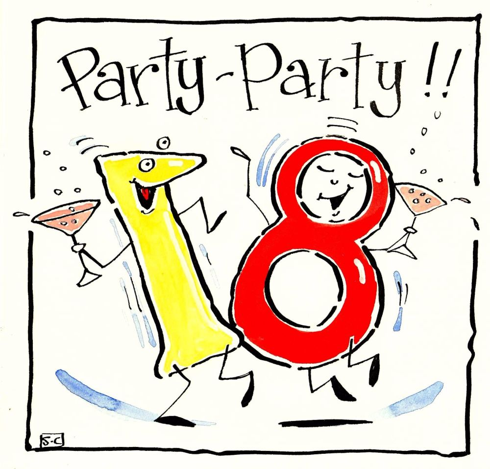 18 Party Party