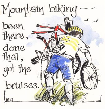 Been There - Mountain Biking