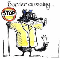 Sheepdogs - Border Crossing