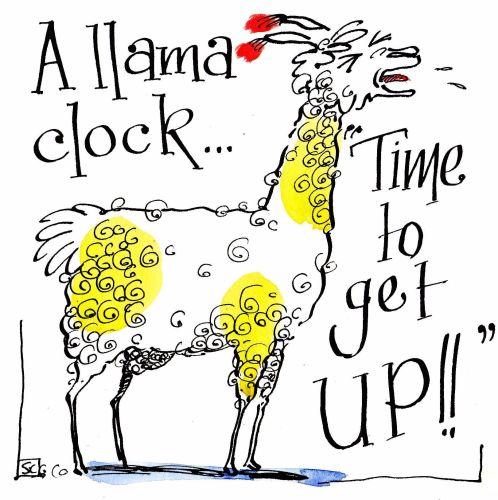 Allama Clock