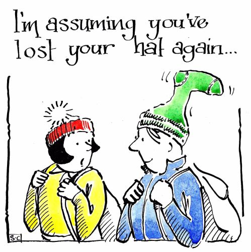 Lost Hat