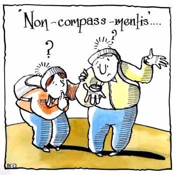 Non-compass