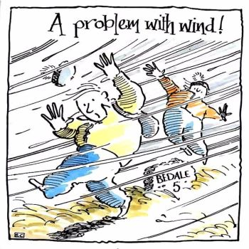 The Problem With Wind