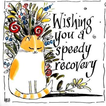 A Speedy Recovery
