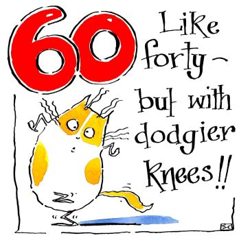 60 Dodgy Knees