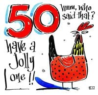 50 Have A Jolly One
