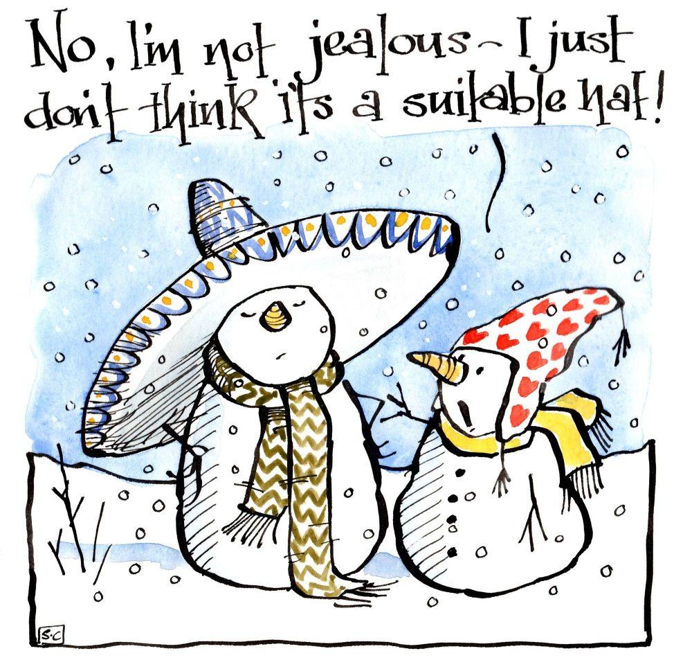Unsuitable Hat