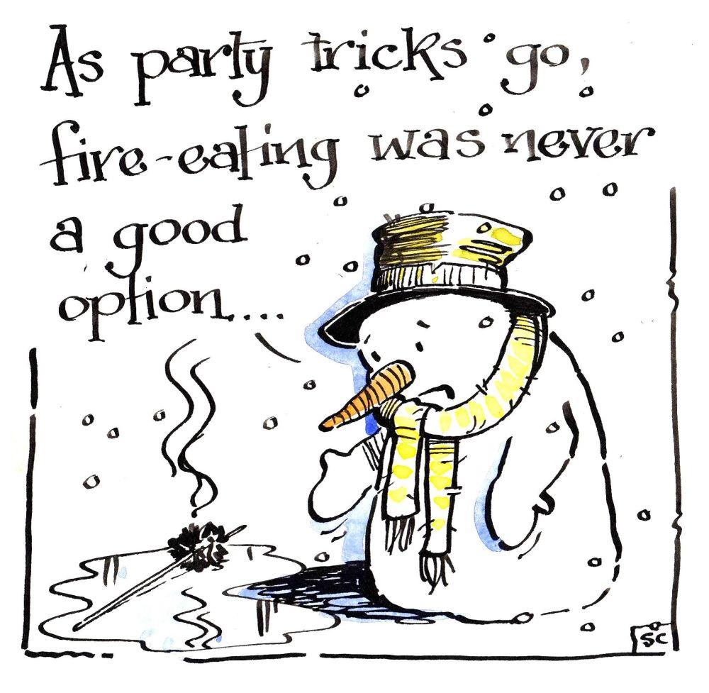 11/18 Party Tricks