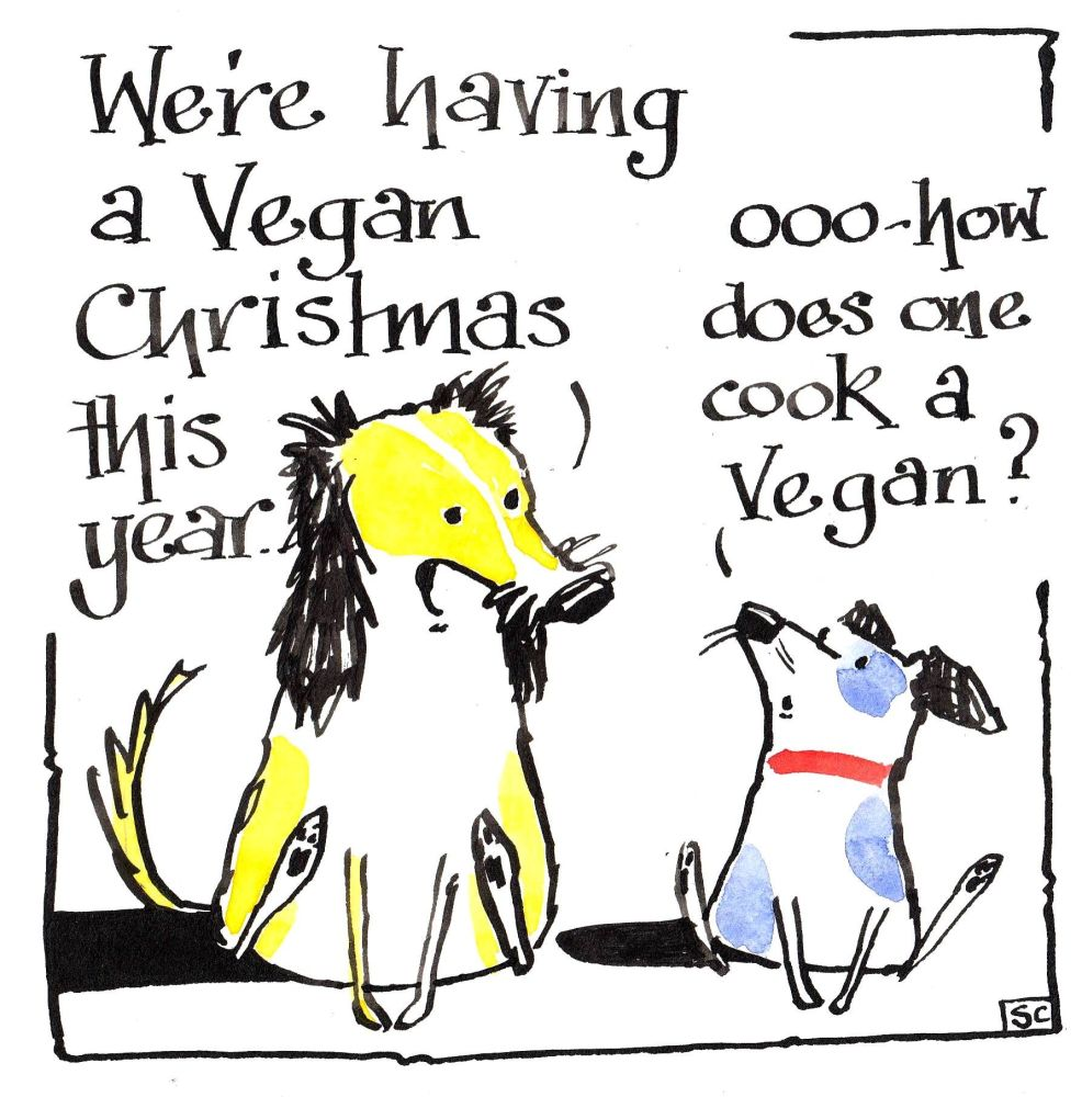 11/18 Vegan Christmas