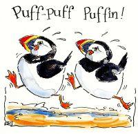 Puff, Puff, Puffin