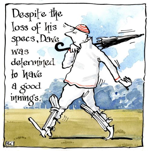 Dave - Cricket