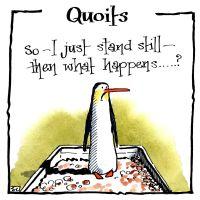 Penguin Quoits