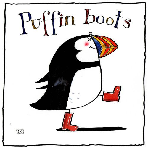 Puffin Boots
