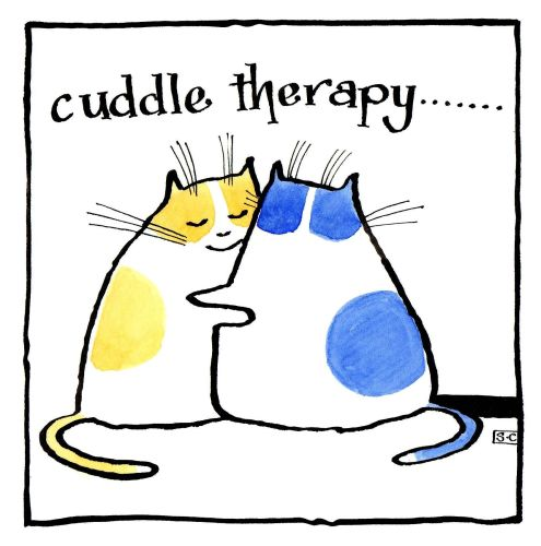 Cuddle Therapy