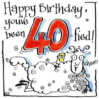 40 - fied