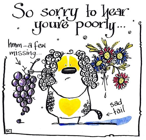 So Sorry You're Poorly