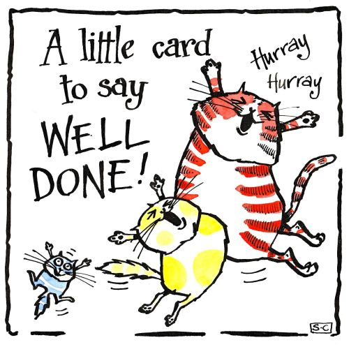 Well Done Cats