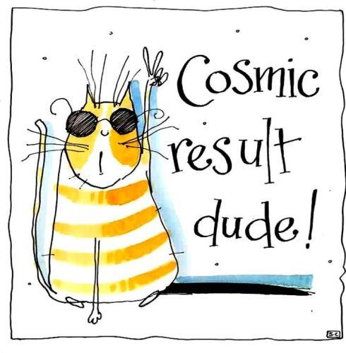Cosmic Result