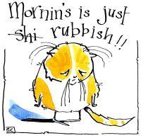 Mornin's .....