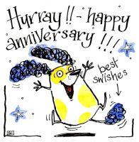 Anniversary Swishes
