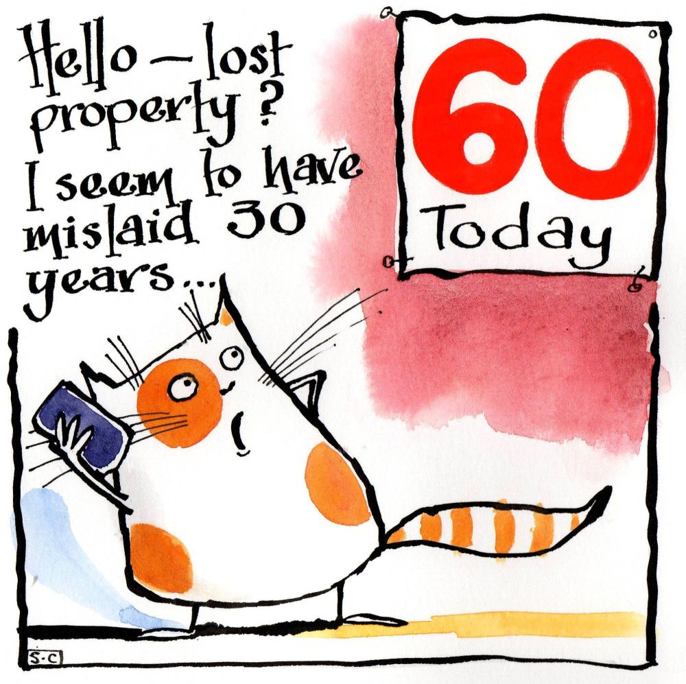 60 Lost Property
