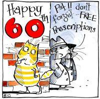 60 Free Prescriptions