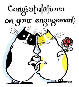 Engagement -  Congratulations