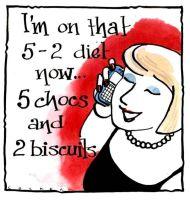Girl Talk 5:2 Diet