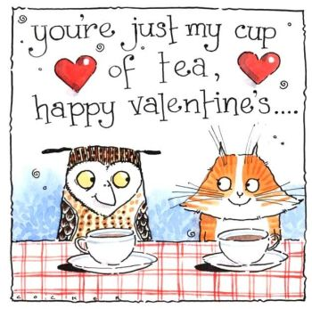 A Valentine Cup of Tea