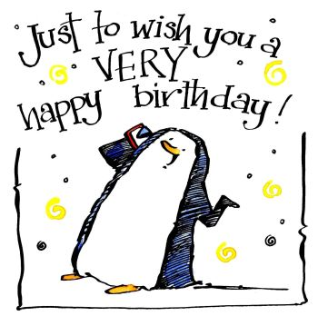 Penguin - Just To Wish You