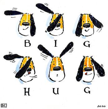 Big Hug Semaphore