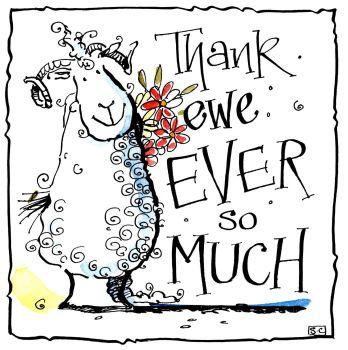 Thank - Ewe