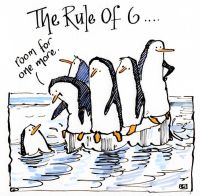 The Rule of Six - Penguin Style