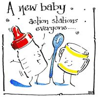 New Baby -  Action Stations