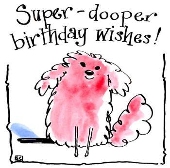 Super Dooper Birthday