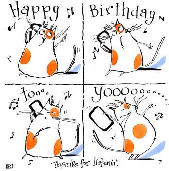 Happy Birthday  To Yooo