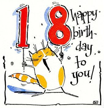 18 Happy Birthday To You