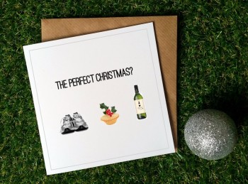 Running Christmas Card - The perfect (running) christmas?