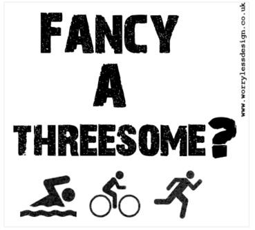 Fancy a threesome?