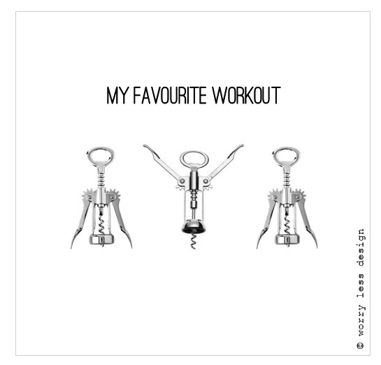 favourite workout