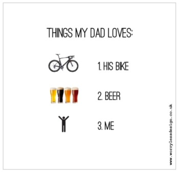 Things my Dad loves....