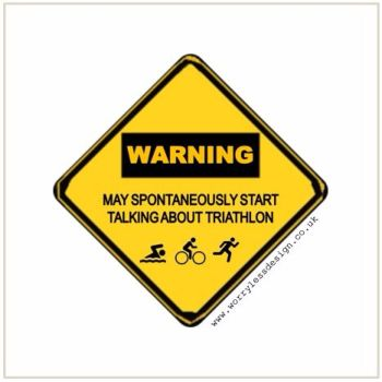 Warning. May spontaneously start....