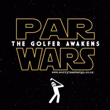 Par Wars - The Golfer Awakens