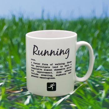 Mug - Running