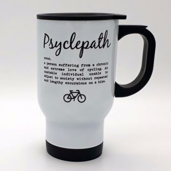 Travel Mug - Psyclepath