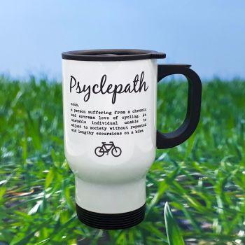 Travel Mug - Psyclepath
