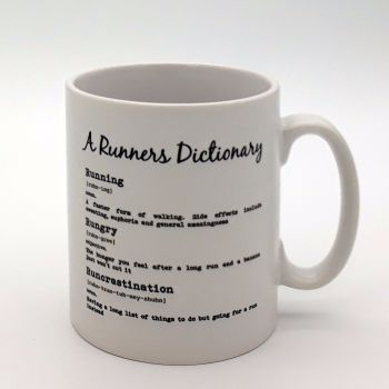 Mug - A Runners Dictionary